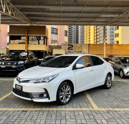 Título do anúncio: Toyota Corolla XEI CVT 2.0 flex 2018/2019 Blindado