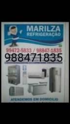Título do anúncio: Refrigeração manutenção