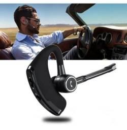 Título do anúncio: Fone novo V8 fone de ouvido, ideal para motorista de aplicativo.
