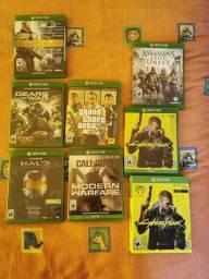 Vários jogos a venda para Xbox One (promoção de março) melhores preços 2021