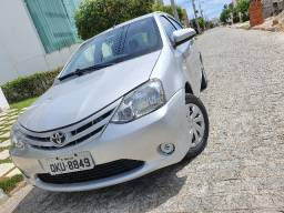 Toyota Etios 1.3X - 2016 (Muito econômico).