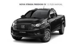 Título do anúncio: Nova Strada freedom c.s 1.3 flex 21/21