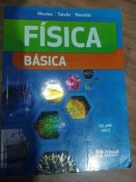 Título do anúncio: Livro - Física Básica, Nicolau/ Toledo / Ronaldo