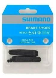 Título do anúncio: Sapata Freio Refil Shimano R55c4 Br-9000 Dura Ace Ultegra 105