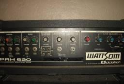 Título do anúncio: Amplificador cabeçote wattsom