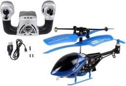 Título do anúncio: Helicóptero RC Revell Control  Transmissor infravermelho