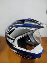 Vende-se capacete novo, nunca usado.