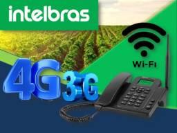Título do anúncio: Celular rural 4G/3G Intelbras.