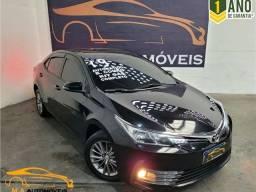 Muito novo! Toyota Corolla Gli Upper Flex 4P Automático 2019 c/ Gnv   (+ pequena entrada)