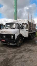Vendo caminhão Mercedes 1976 truck