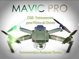Título do anúncio: Curso para pilotar Drones