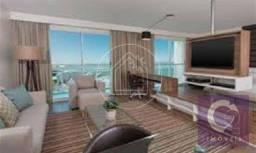 Flat com 1 dormitório à venda, 32 m² por R$ 175.000,00 - Glória - Macaé/RJ