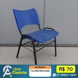 Título do anúncio: Cadeiras Fixas Baratas Diversos Modelos