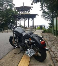 Título do anúncio: Banco Mustang USA para Harley Davidson Sportster XL 1200