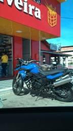Moto BMWf800 2012