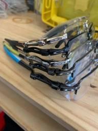 Óculos Juju de mola pronta entrega