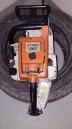 Vendo moto serra 050