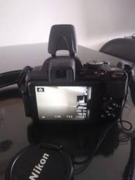 Título do anúncio: Câmera nikon coolpix p520