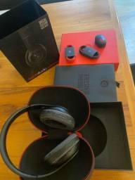Título do anúncio: Beats Studio Wireless black mate edição especial
