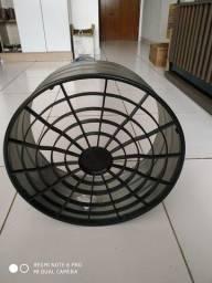Caixa de ventilador cozinha