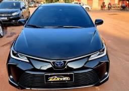 Título do anúncio: Corolla Altis Premium Hybrid 1.8 2021/2022 - Sanvel Veículos