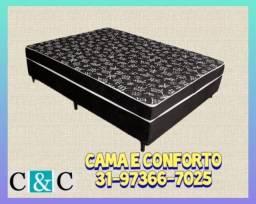 Título do anúncio: //FRETE GRÁTIS// CAMA BOX CASAL // SOLTEIRO // BASE BOX //