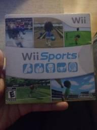 Jogo Wii sports
