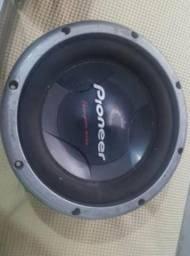 Pioneer cara preta 12p bobina dupla