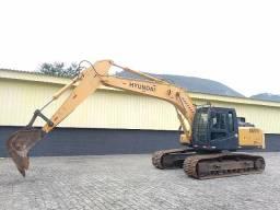 Escavadeira Hyundai Robex 210LC-7 - 2011