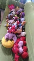Ursos de pelúcia novos / brinquedos / Troco