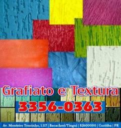 Grafiato e textura somos fabrica