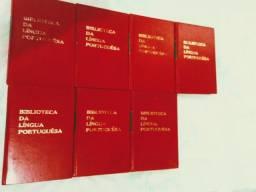 Coleção de livros de estudos gerais do português