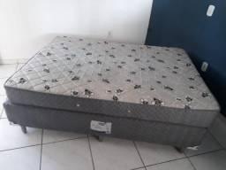 Cama Box - tamanho 1,40 x 1,90