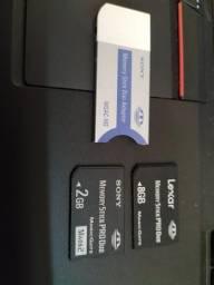2 cartões de memória PlayStation Psvita