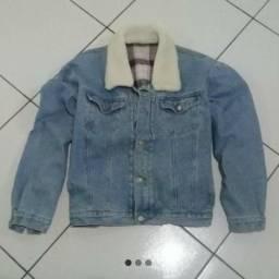 Jaqueta jeans V/T !!