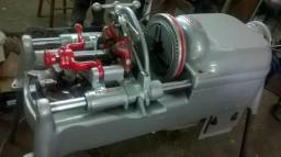 Rosqueadeira Elétrica Mod. 535-T até 2 polegadas, Marca Ridgid, seminova