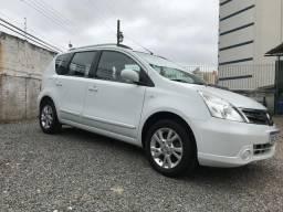 Nissan Livina 1.8 S 2014 Aut - 2014