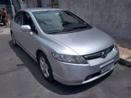 Honda Civic 2008 Aut. Compl. LXS - 2008