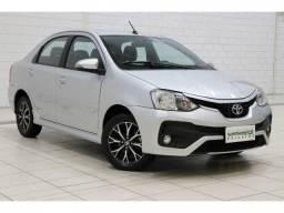 Toyota Etios SD PLATINUM 1.5 AT - 2017