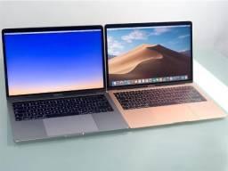 MacBook Air ( Retina + Touch ID ) na Caixa