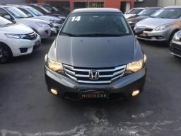 Honda City Lx Aut(Cvt) 2014 - Impecavel - Segunda Dona! - 2014