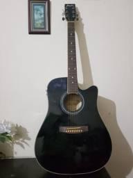 Violão Elétrico Memphis *ACEITO CARTÃO