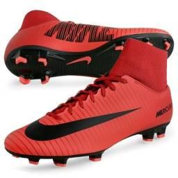 Chuteira Nike Mercurial Victory 6 Df Original Botinha Oferta 9d533a66567ff