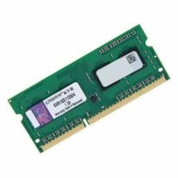 Memoria ram 4gb ddr3 Notebook