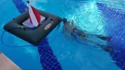 Equipamento de Mergulho - Hookah Diving System
