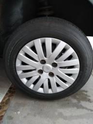 Troco Roda de ferro 14 VW