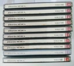 10 CDs músicas clássicas