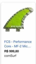 Quilhas FCS MF-2 semi-novas