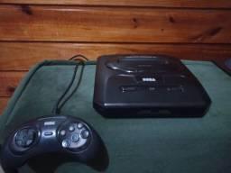 Mega Drive 3, top. Sega