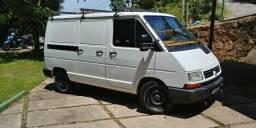 Renault Trafic - GNV - motor home ou carga - 1997